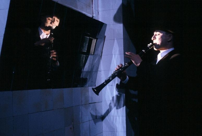The Blaze Quintet - Jonathan Cooper on clarinet