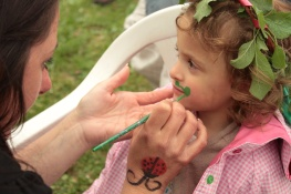 Faerie Face-Painting