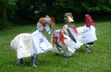 Bizarre Ponies